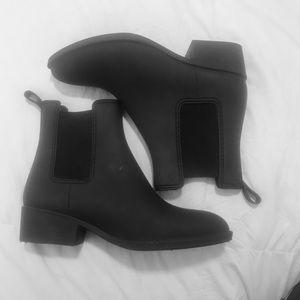 Brand new Jeffery cambell rain boots